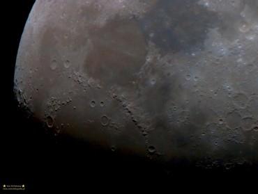 Księżyce – różne z ogniska głównego