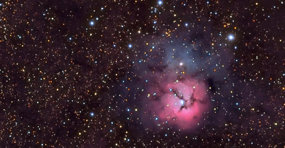 M20 / M21 – klejnoty z serca naszej galaktyki…