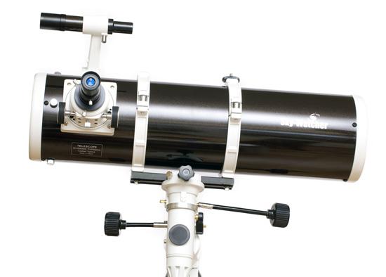 Recenzja/ test teleskopu SW 150/750 +EQ3-2 na Optyczne.pl
