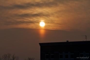 Słup słoneczny – Sun Pillar