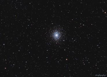 M92 – gromada kulista w Herkulesie