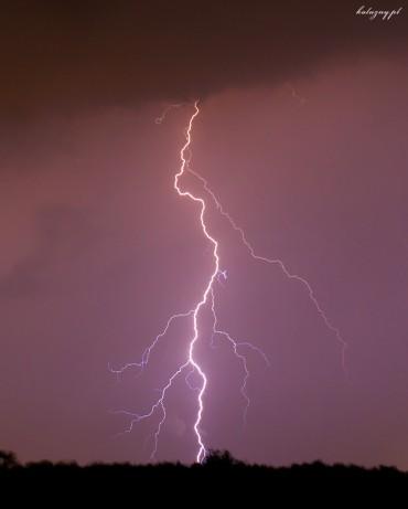 Polowanie na burze…