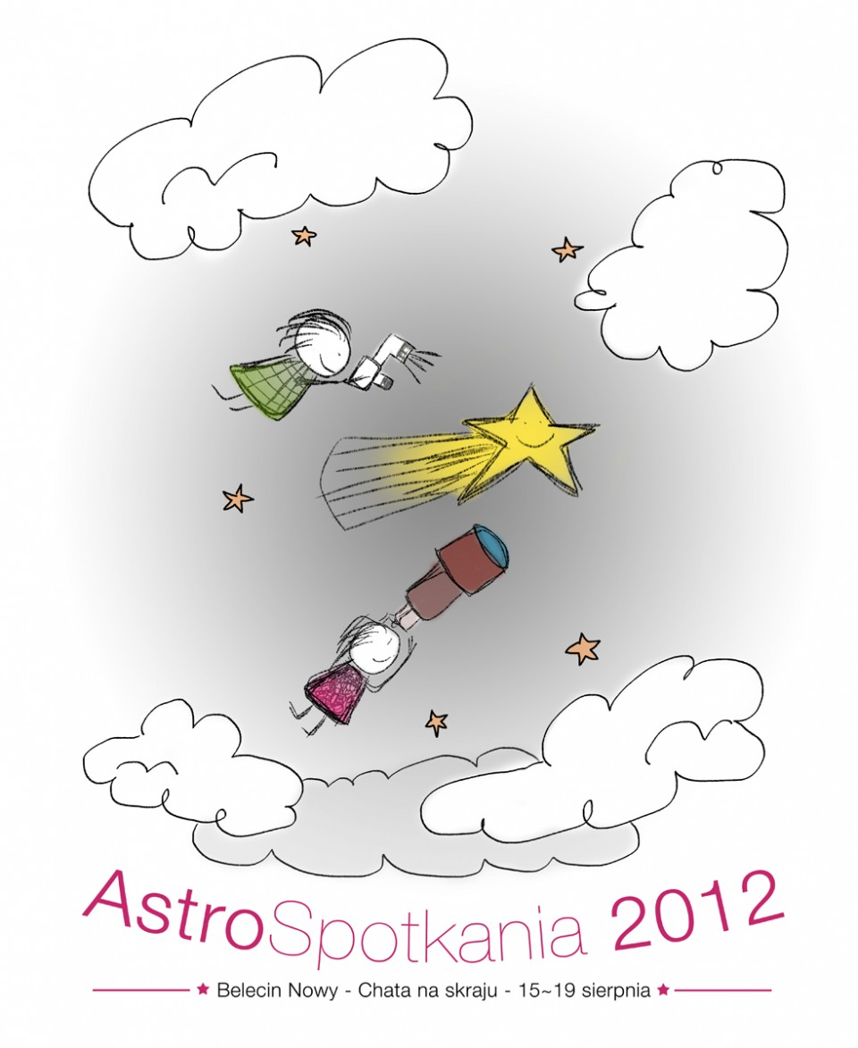 AstroSpotkania 15-19 VIII 2012 – zlot miłośników astronomii w centrum wielkopolski