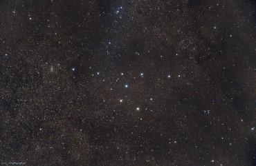Kosmiczny wieszak – Collinder399