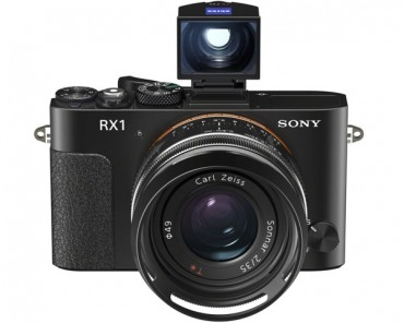 Sony RX1 – w małym ciele wielki duch!