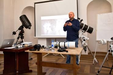 I warsztaty astrofotografii DeltaOptical-Astroshot zamek Tuczno