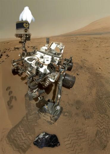 Wiemy co znalazł na Marsie Curiosity!