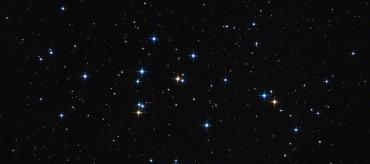 M44 – gromada otwarta w Raku