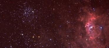 M52 / NGC7635