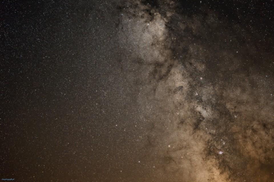 Droga Mleczna – fotograficzny mini przewodnik dla obserwatorów i astro-fotografów (cz.1)