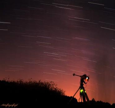 Akademia Astrofotografii – cz. 2 – najprościej jak się da, zdjęcia z nieruchomego statywu