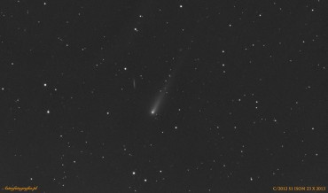 Noc z kometami (x3) !