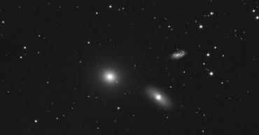 M105 – M96 – sezon na galaktyki uważam za otwarty!