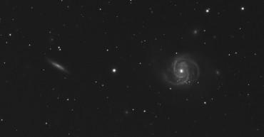 M100 – galaktyka spiralna