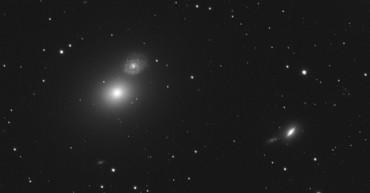 M59 – M60 – galaktyki w Pannie