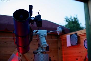 Akademia Astrofotografii – bez montażu ani rusz!