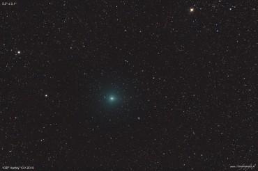 Kometa 103P Hartley