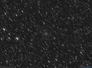 Kometa 103P Hartley 6 IX 2010
