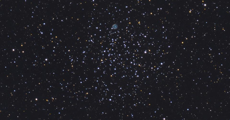 M46 – gromada otwarta w Rufie