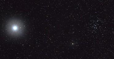 M44 – M67 + Jowisz