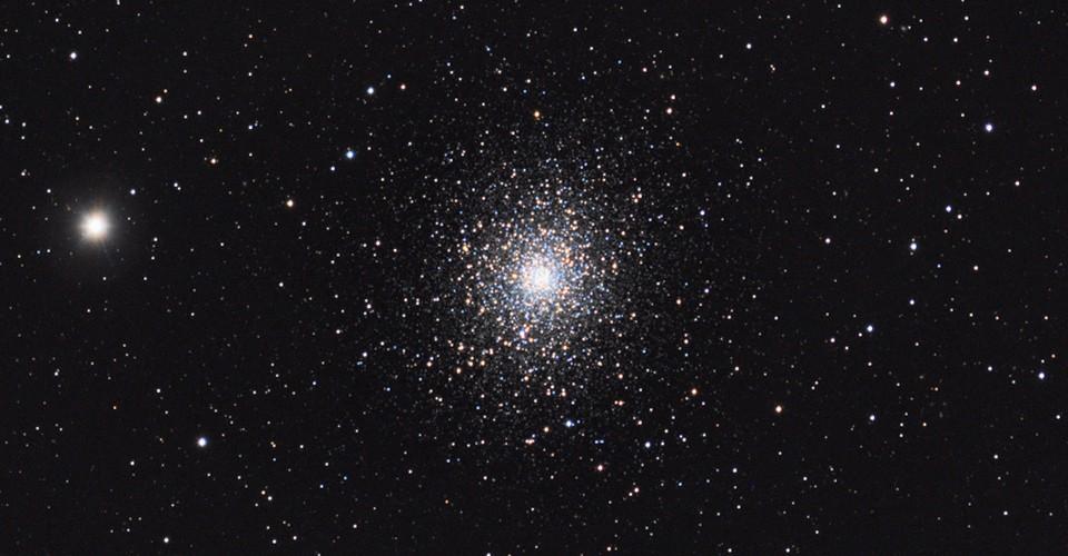 M5 – gromada kulista w Wężu