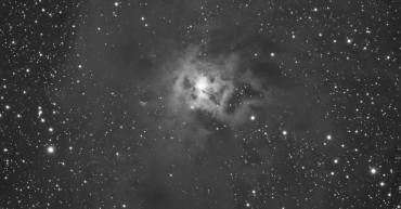 NGC 7023 – w pół drogi do Irysa