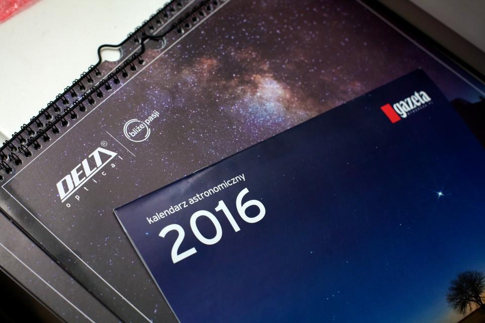 Moje zdjęcia w kalendarzach na rok 2016