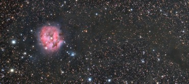 IC5146 + Barnard 168 – Cocon Nebula