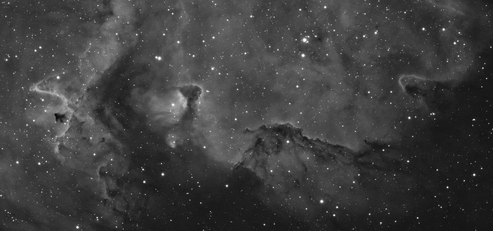 IC1848 – mgławica Dusza