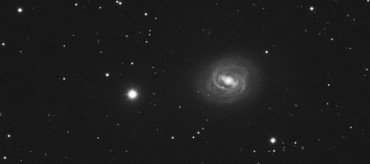 M58 – galaktyka w Pannie