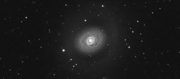 M94 – galaktyka w Psach Gończych