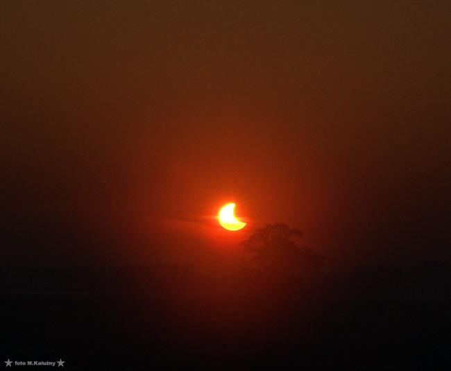 Zaćmienie Słońca – 2003