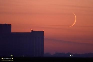 Księżycowe różności – polowanie na super mały Księżyc