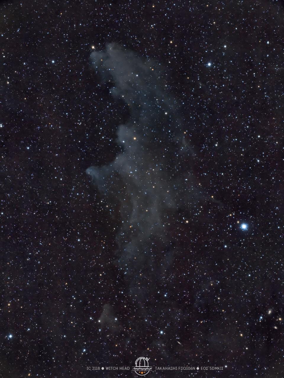 IC2118 – Głowa Wiedźmy
