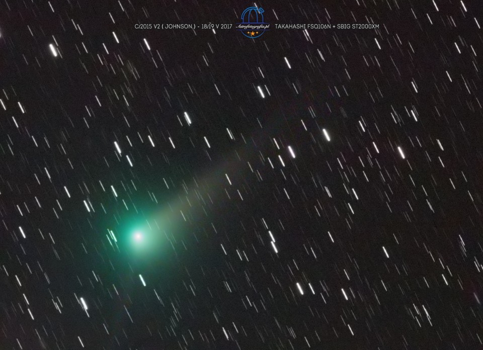 Dwie komety na zakończenie sezonu wiosennego