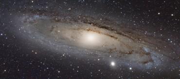 Wielka Galaktyka w Andromedzie M31 ad. 2017!