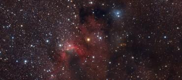 Mgławica Grota – Sh2-155