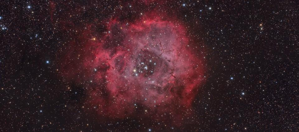 Mgławica Rozeta – Caldwell 49!