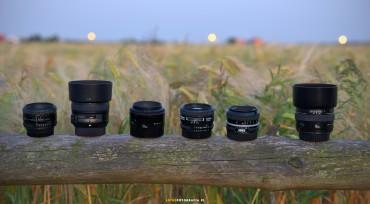 Obiektywy 50mm w astrofotografii