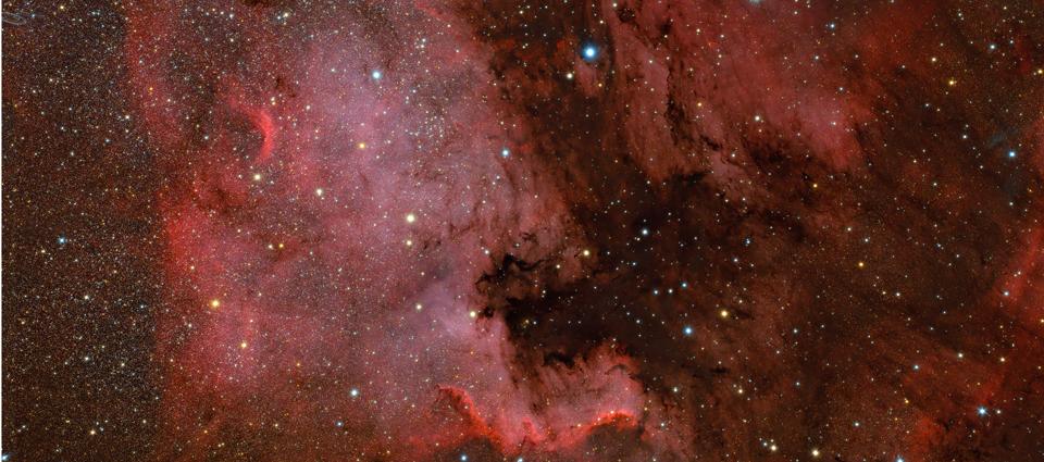 NGC7000 Ameryka – ver. 2018