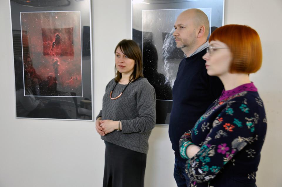 Otwarcie wystawy astrofotografii Cosmos w Galeria 3.1 Bydgoszcz