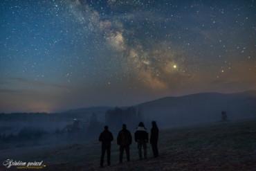 Szlakiem gwiazd – relacja z III edycji warsztatów astrofotografii w Bieszczadach