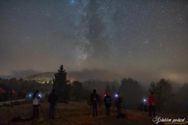 """Bieszczady – warsztaty astrofotografii """"Szlakiem gwiazd"""" – relacja z IV edycji"""