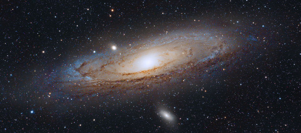Nieustanna pogoń za M31 – Wielką Galaktyką w Andromedzie!