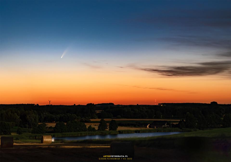 Kometa C/2020 F3 NEOWISE – garść porad!